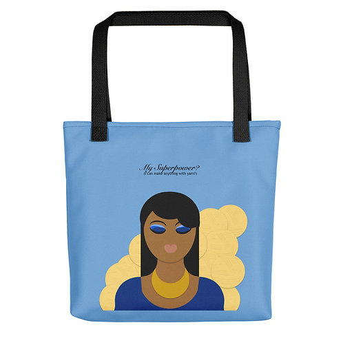 My Superpower Tote bag