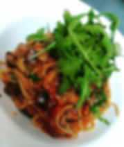 Spaghetti Puttanesca_An Italian favourit
