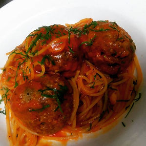 Spaghetti & Meatballs_It really doesn't