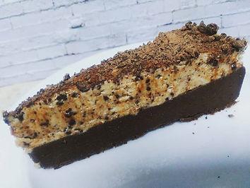 Keto Cookie Dough Cake_NC 1.5g. P 6.5g.