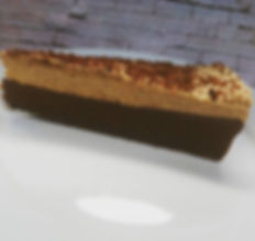 Keto Peanut Butter Candy Cake_On the Men