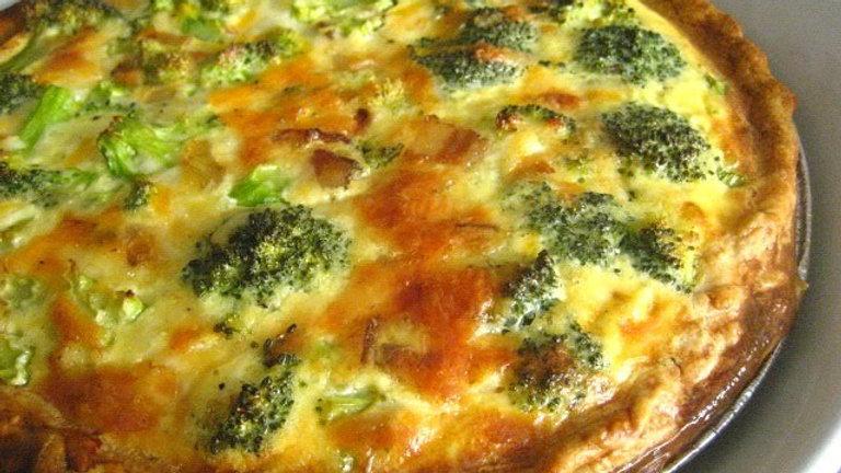 Gluten Free Quiche Pie