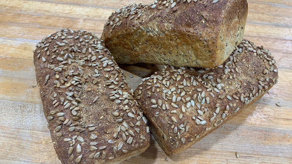 Chia Seed Bread