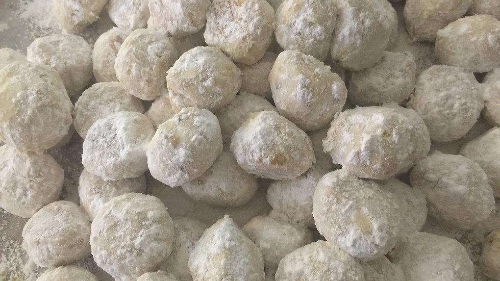 Nut Ball Cookies (Russian Tea Cakes)