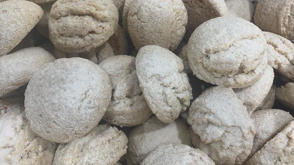 Polvorone Cookies