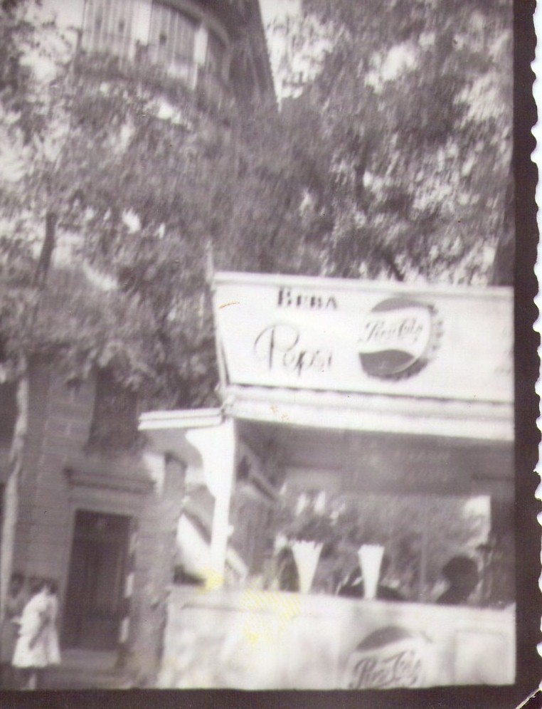 pepsikiosco 1961
