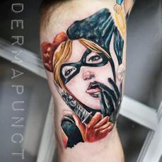 harley quinn tattoo, dermapunct.jpg