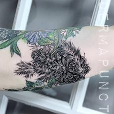 pinecone tattoo, dermapunct.jpg