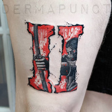 red dead revolver tattoo, dermapunct.jpg