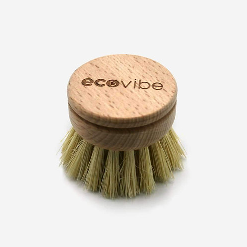 EcoVibe Wooden Dish Brush head replacement