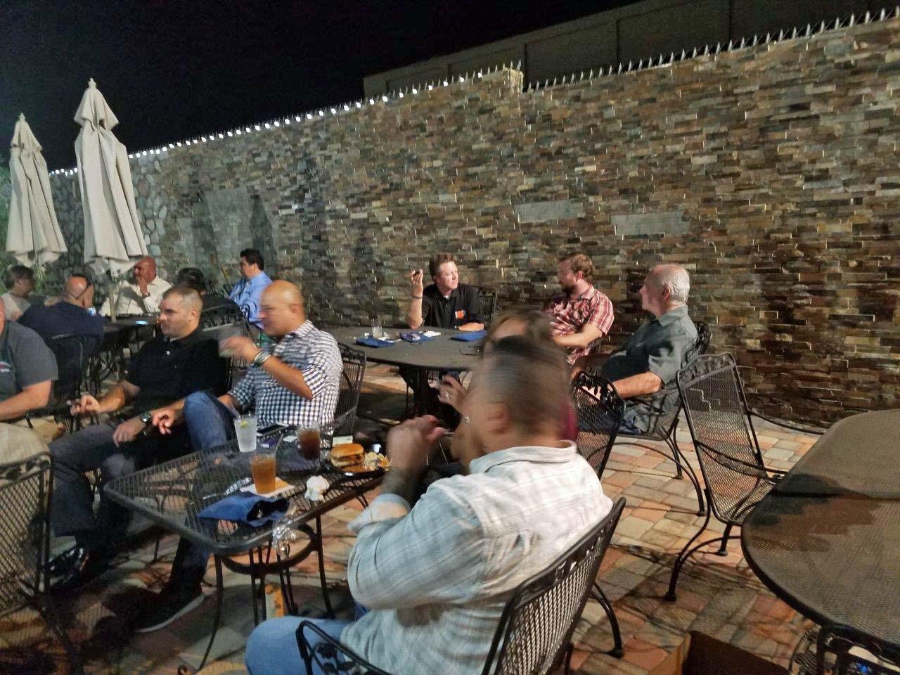 Cigar Night 4