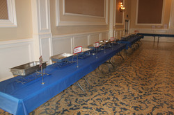 Serving Line Is Ready