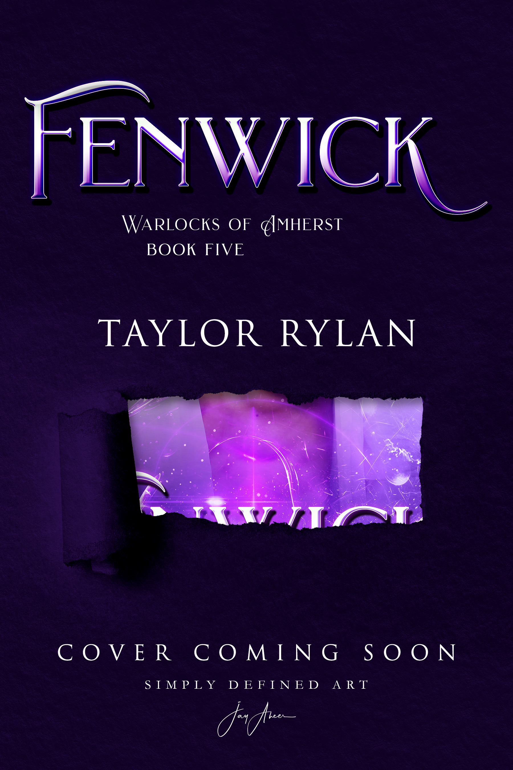Fenwick: Warlocks of Amherst Book 5