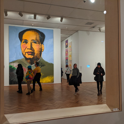 Exploring the works of Warhol