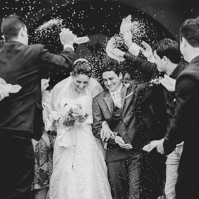 Some Modern Wedding Traditions Have Really Weird Origins