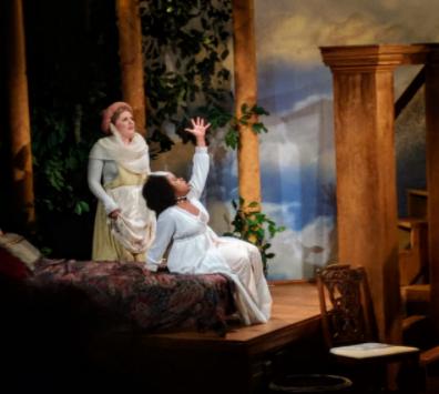"""Goodnight Desdemona"" at Roosevelt University CCPA"