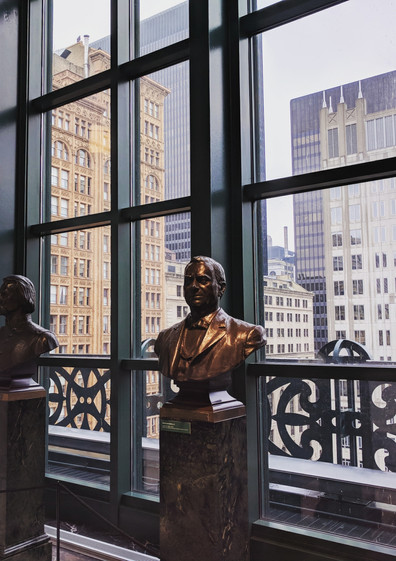 Harold Washington Library Chicago