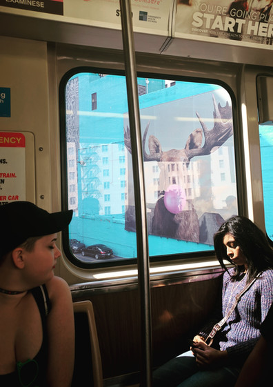 Downtown Chicago - Orange Line