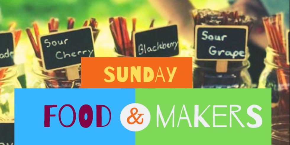 SUNDAY FOOD & MAKERS MARKET