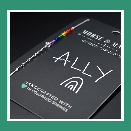 ALLY | Classic Style Silk Cord Bracelet