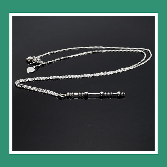 THE MATINEE Necklace (All Sterling + $1)