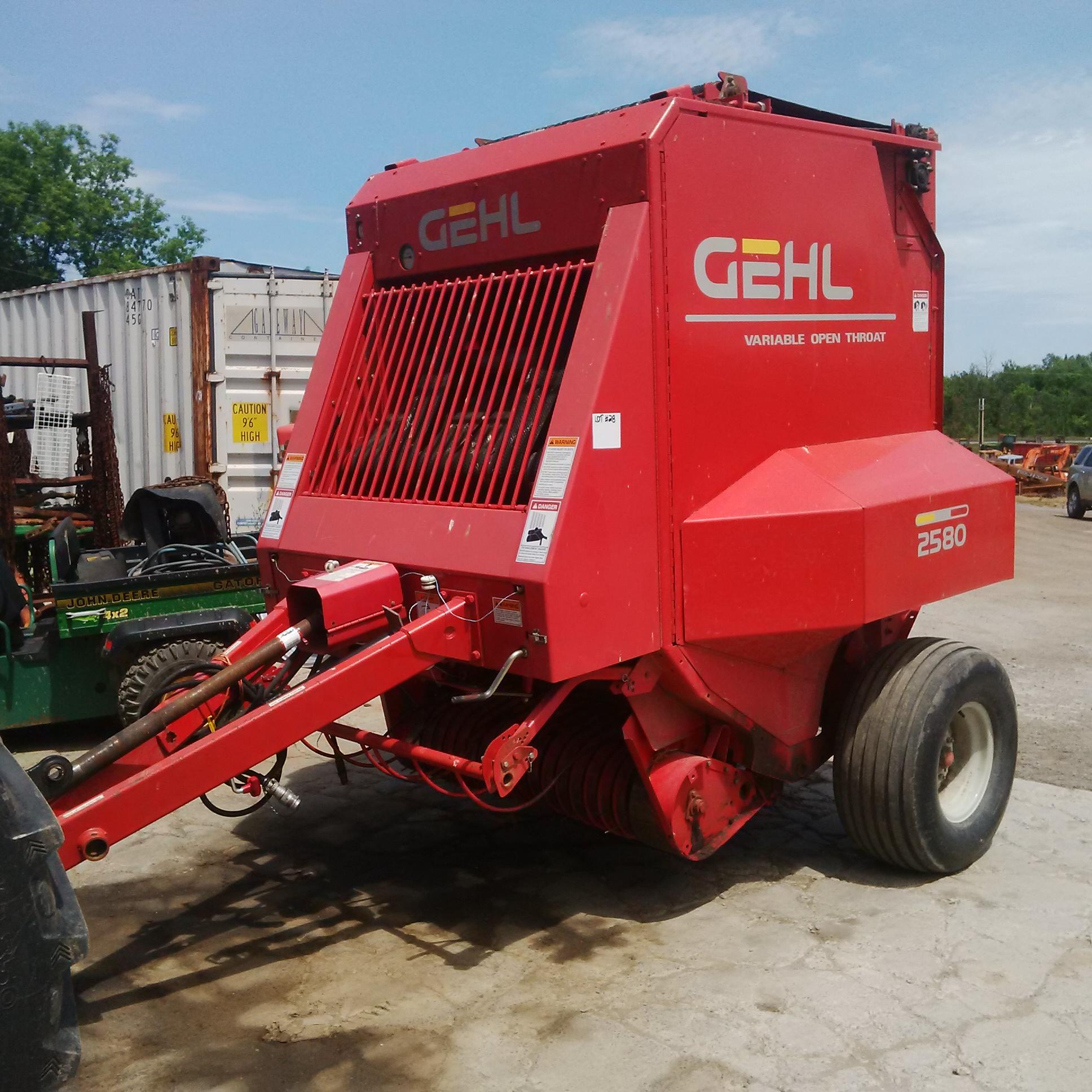 GEHL2580