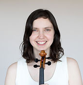 Isabelle Innocenti and her violin