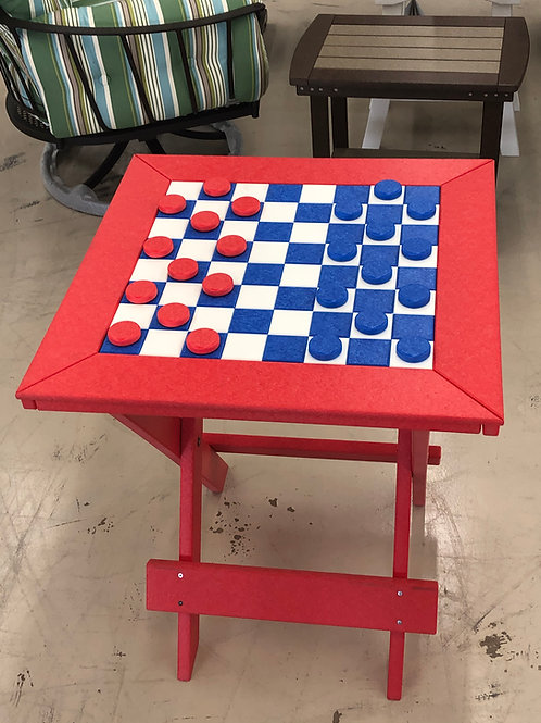 GAME SET CHECKERS