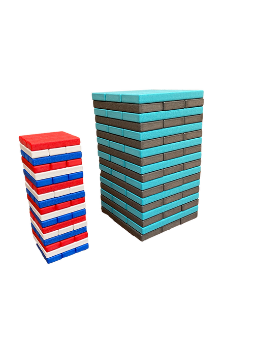 GAME SET POLY TOWER