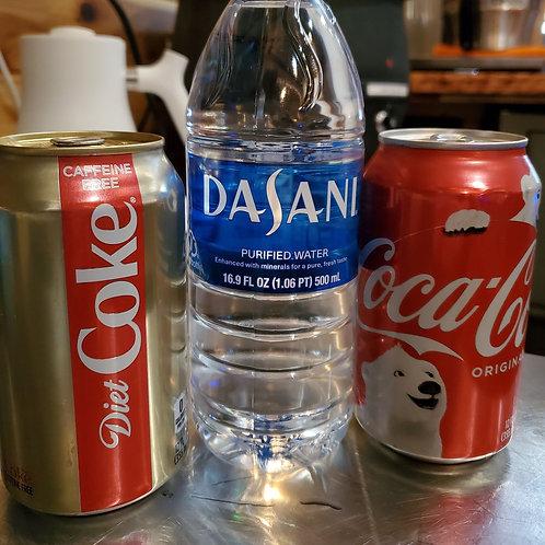 Pop/Bottled Water