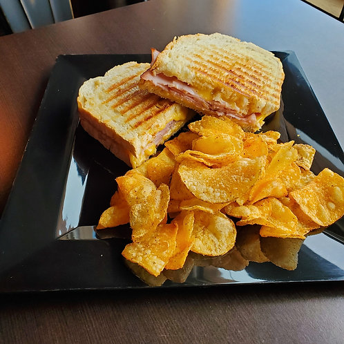 Whole Panini with Chips