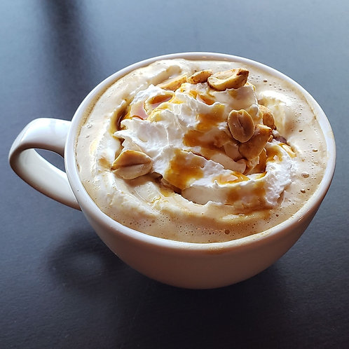 Peanut Brittle Latte
