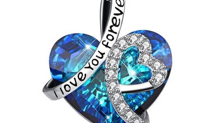I love you Forever Pendant