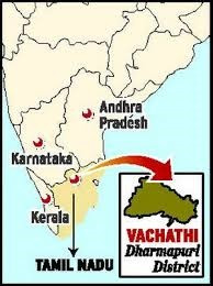 What happened in Vachathi?
