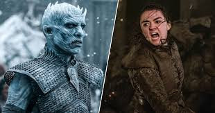 Why Arya was the person to kill The Night King?