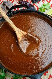Why Mole sauce is one of the most complicated dishes in the world?