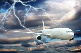 Does a bad weather cause flight crash?