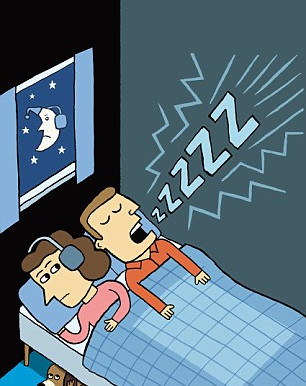 Why people snore?