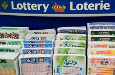 Why lottery is legal in Canada?
