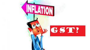 What is GST, Inflation and how both are related to each other?