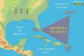 Is there any mystery behind Bermuda Triangle disappearances?