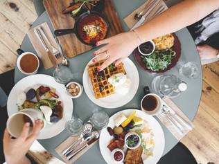 The Buffet Breakfast- The biggest challenge