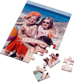 Puzzle bois 18x25 cm  60 pièces 36.90