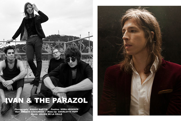 Ivan and the Parazol / FOXES Magazine