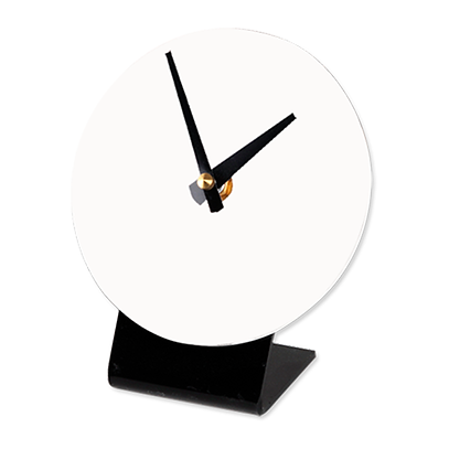 subliprint horloge bureau