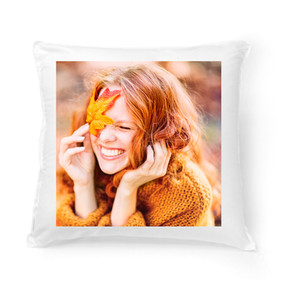 Coussin blanc 29.90