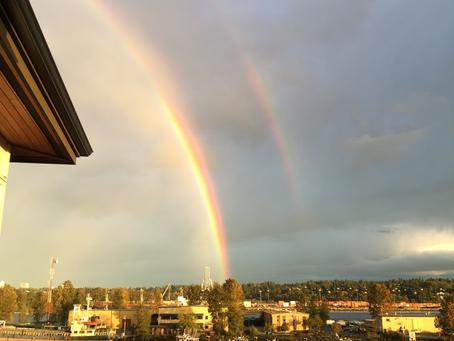 什麼是「雙彩虹」?