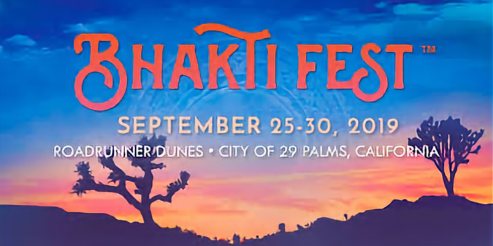 WIN TWO TICKETS AND A CAMPING PASS TO BHAKTI FEST 2019