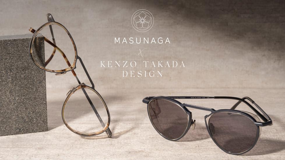 MASUNAGA x KENZO TAKADA DESIGN