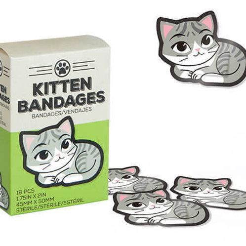 Kitten Bandages - 18 Pieces
